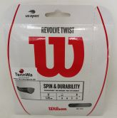 Wilson Revolve Twist 1,25mm grau, 12,2m