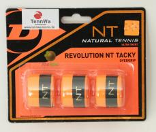Dunlop Revolution NT Tacky orange, 3er