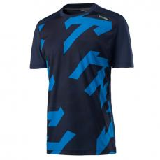 Head Vision Camo Shirt Men blau