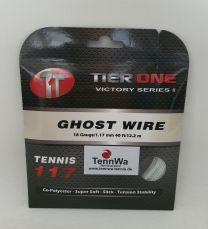 Tier One Ghost Wire weiß, 12,2m