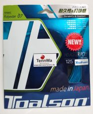Toalson HD Aster Poly blau 1,25mm, 12m